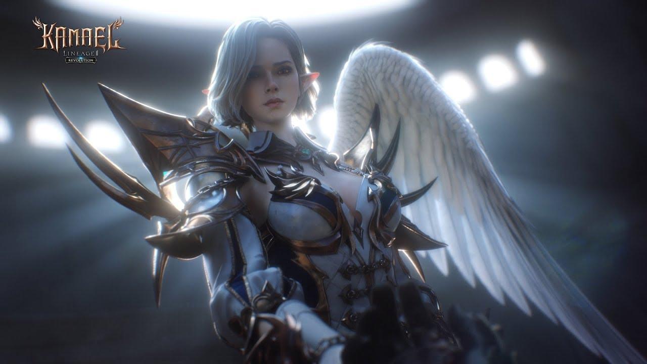 《天堂2:革命》 - 全新種族闇天使事前預約 - YouTube