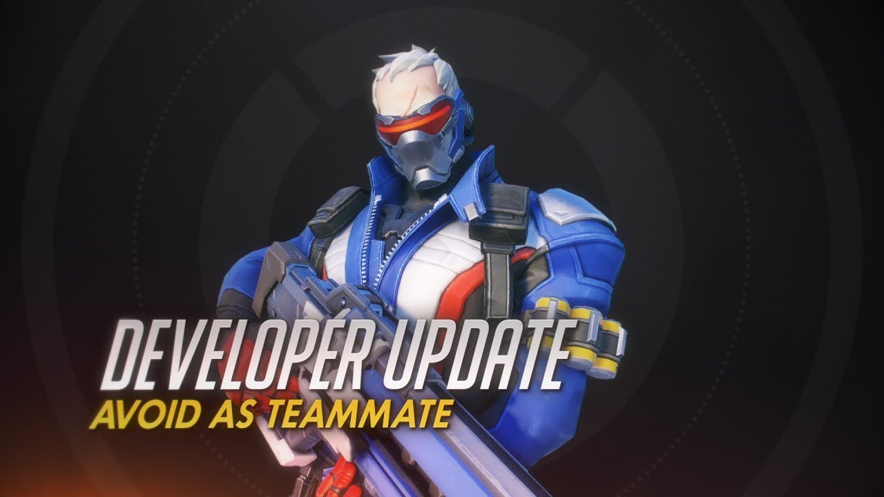 Image result for avoid teammate overwatch