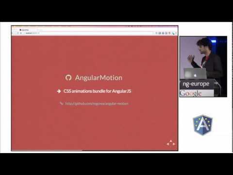 AngularStrap lightning talk