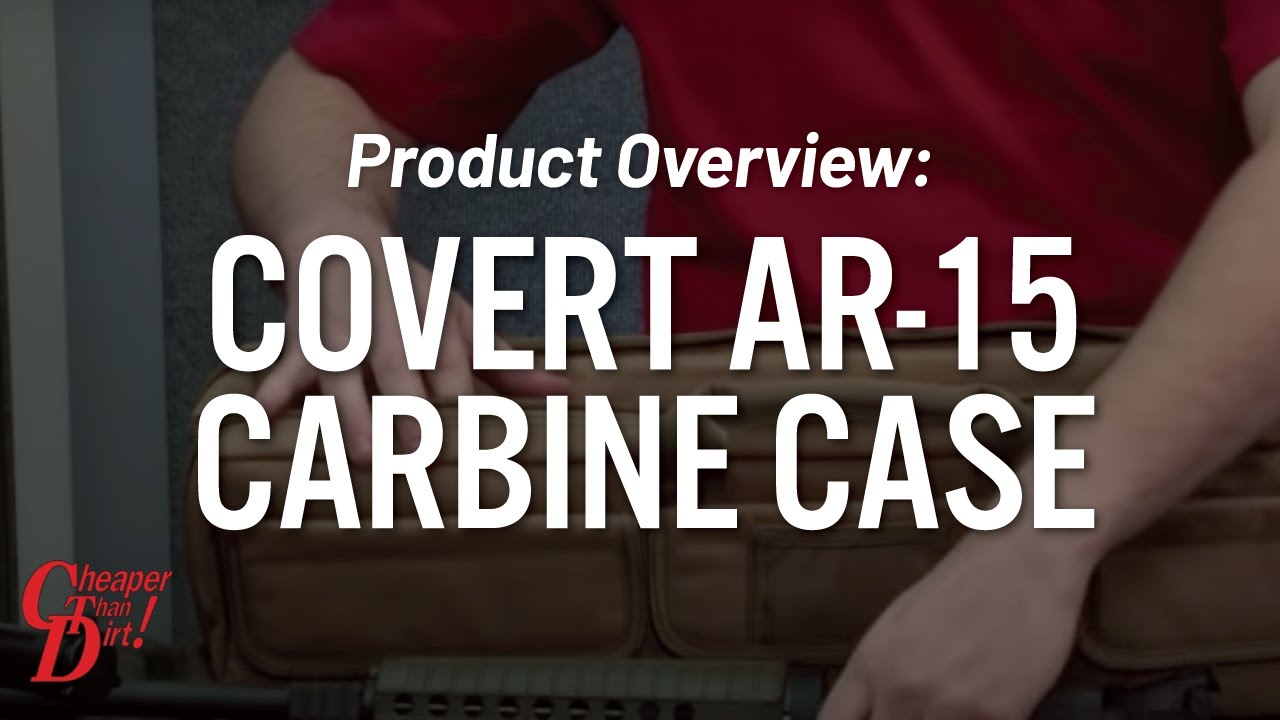 how to clean your ar 15 cheaper than dirt