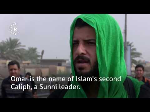 One Sunni man joins Shiite pilgrims in Karbala to unite all Muslims