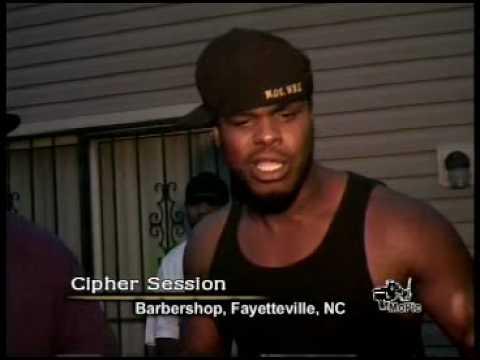 Cipher Session -- Fayetteville, NC The Barber Shop