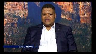'Don't panic SA is not under threat of terrorism': Mahlobo
