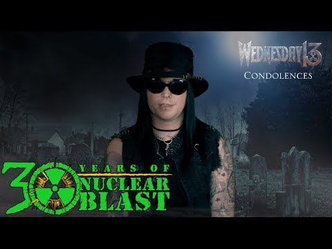 WEDNESDAY 13 - Album reception and upcoming tour dates (OFFICIAL TRAILER)