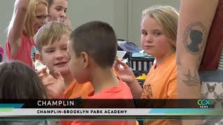 Students Wear Orange For Unity Day