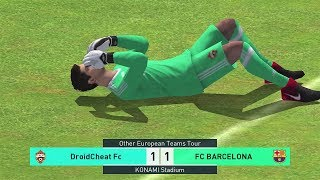Pes 2018 Pro Evolution Soccer Android Gameplay #16