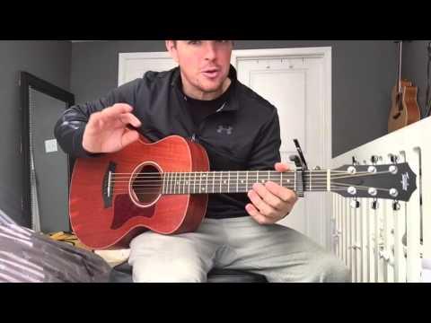 Drunk On You - Luke Bryan | Beginner Guitar Lesson