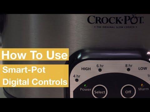 smart pot crock pot instructions