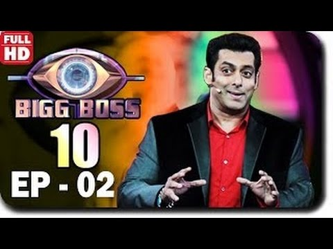 BIGG BOSS 10 LIVE - EPISODE 2 - DAY 2 - 18...