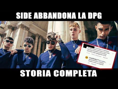 SIDE E LADDIO ALLA DARK POLO GANG - STORIA COMPLETA