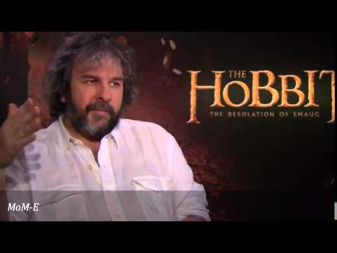 The Hobbit 'Peter Jackson'  Reason For changes From The Hobbit Book