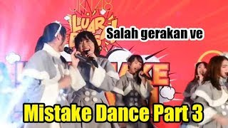 Mix Video Funny Moment Mistake Dance JKT48 Part 3