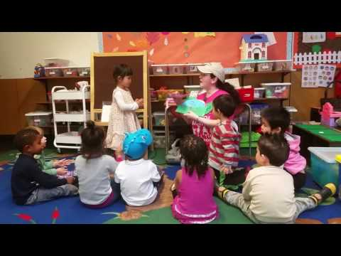 Music and movement activity