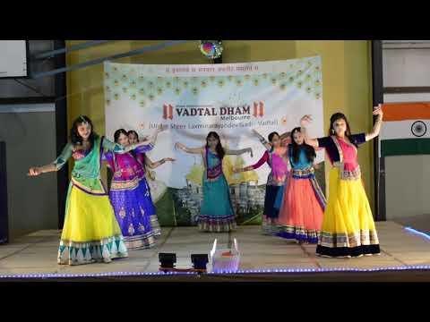 Dance: Hey Gopal Krishna...