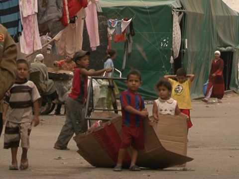 Morocco takes aim at its urban slums