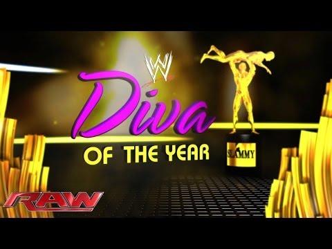 Diva of the Year: 2013 Slammy Award Presentation