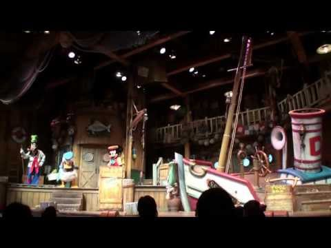 TDS : Donald's Boat Builder. ドナルドのボート・ビルダー