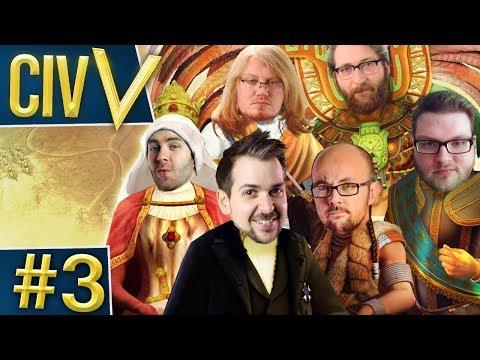 Civ V: Retro Rumble #3 - Flax