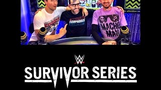 Survivor Series Preview | Wrestling Compadres Slamcast