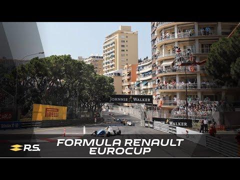 2018 Formula Renault Eurocup - Round 4 - Monaco - Race 1