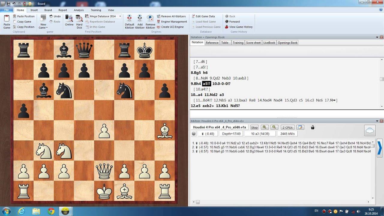 Дебютная книга для chessbase скачать