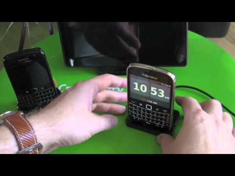 BlackBerry Charging Pod for the BlackBerry Bold 9930 / 9900