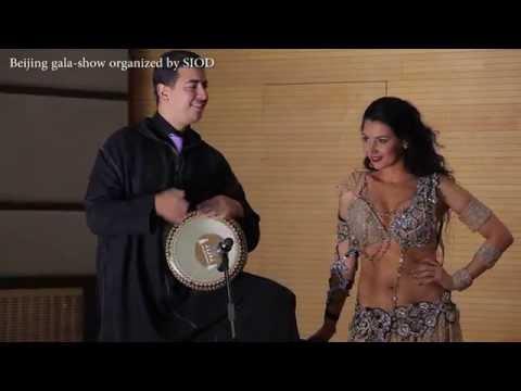 Alex Delora & Yassir Jamal Beijing gala-show organized by SIOD