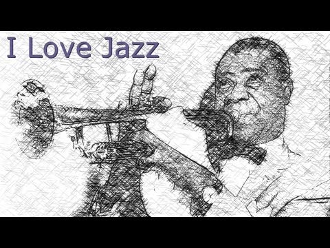 Louis Armstrong - I Love Jazz