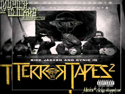 "THE PSYCHO REALM -TERROR TAPES 2 ""FULL ALBUM"""