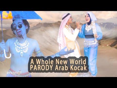 Aladdin Brutal EMANG BANGKE!! Parody Arab Gokil Mantav!! | 3way Asiska