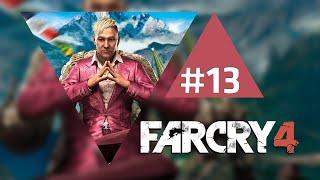 Far Cry 4 #13 Shangri-La  / Gameplay 1080p / Let's Play / PL / Zagrajmy W
