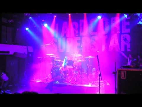 Hardcore Superstar Vic's Drum Solo Live in Stockholm Dec.11