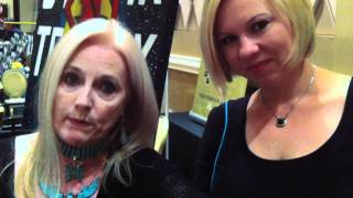 Celeste Yarnall wants to Make Mary Dehner