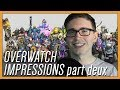 Overwatch Voice Impressions Part 2! - ALL 24 Heroes!