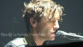 Mika @ La Rochelle, Francofolies -