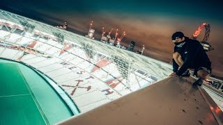 SNEAKING INTO NEW WESTHAM STADIUM thumbnail