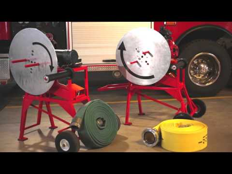 Rookie Fire Hose Management Systems - Brief Overview