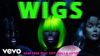 A$AP Ferg - Wigs (Audio) ft. City Girls, ANTHA