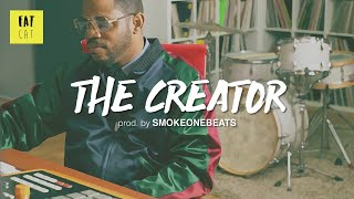 (free) 90s Old School Boom Bap type beat hip hop instrumental | 'The Creator' prod by SMOKEONEBEATS
