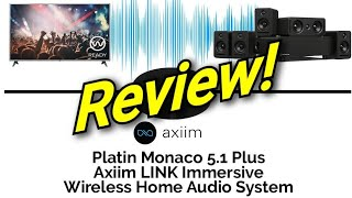 Platin Monaco 5.1 Wireless Hom…