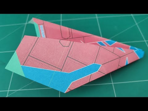 The ultimate origami FLY FAR paper planes | How to make a Paper Airplanes Glider | DIY toy aircraft