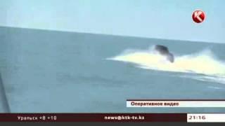 На Каспии во время задержания браконьеров из Дагестана береговой охране пришлось открыть огонь(Погоней со стрельбой обернулось задержание браконьеров на Каспии. Сотрудникам береговой охраны пришлось..., 2014-04-01T03:58:15.000Z)