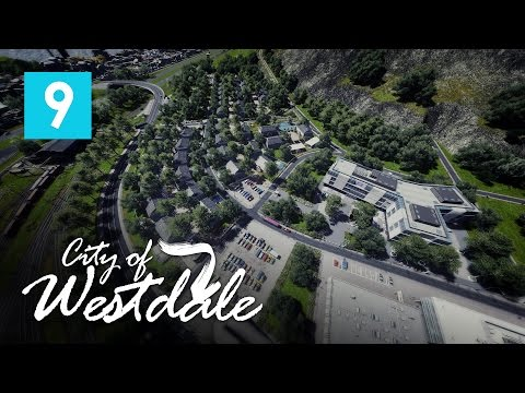 Cities Skylines: City of Westdale EP9 - Luxury Residence
