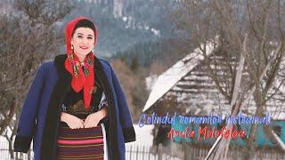 Anuta Motofelea - Colindul romanilor instrainati COLINDA 2018
