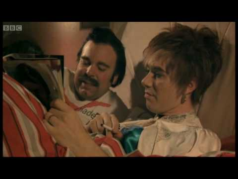 Fancy a threesome? - The League of Gentlemen - BBC