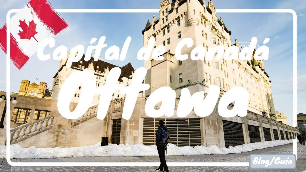 QUE VER Y HACER EN OTTAWA, la capital de Canadá - Canadá #29 Luisitoviajero