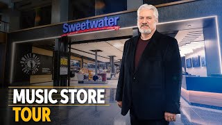 New Music Store Tour