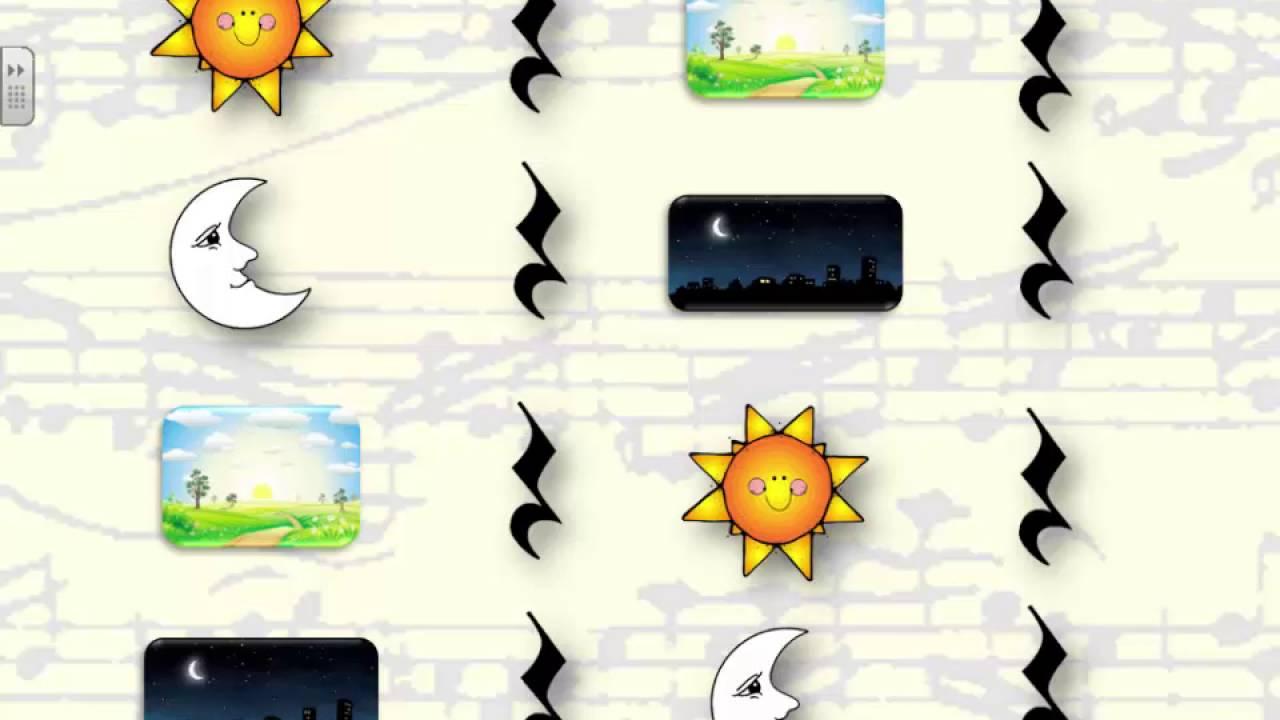 Lectura r tmica para ni os nivel inicial sol d a luna for Imagenes de estanques para ninos