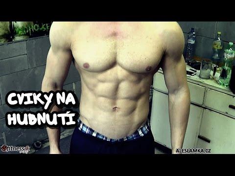 Nejlepší cviky na hubnutí | Aleš Lamka