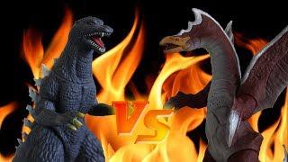 Godzilla (2004) vs. Melba
